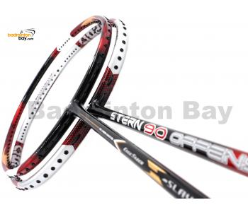 2 Pieces Deal: Apacs Stern 90 Offensive + Apacs Edgesaber Z Slayer Badminton Racket