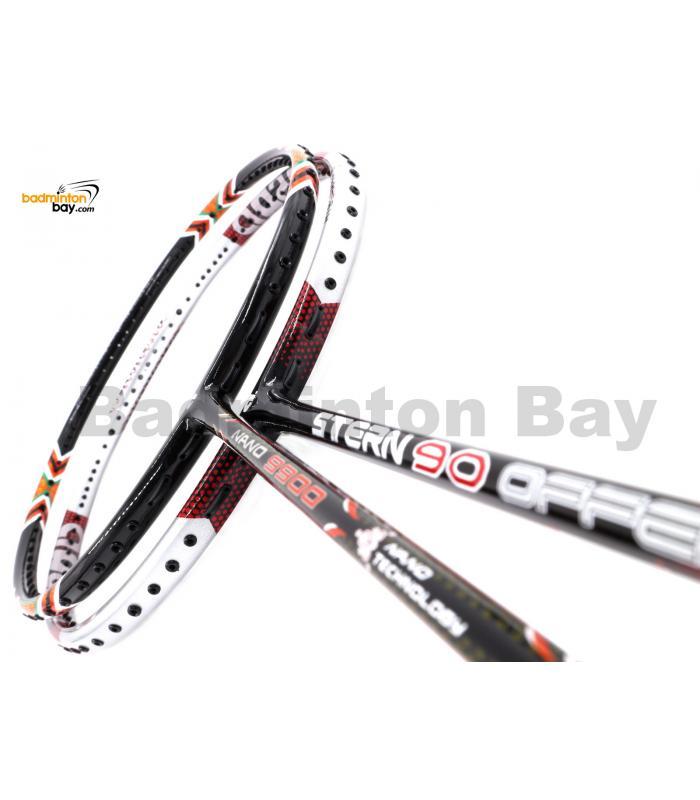 2 Pieces Deal: Apacs Stern 90 Offensive + Apacs Nano 9900 Badminton Racket