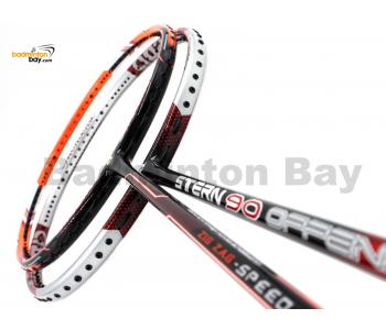 2 Pieces Deal: Apacs Stern 90 Offensive + Apacs Zig Zag Speed III Prime Badminton Racket