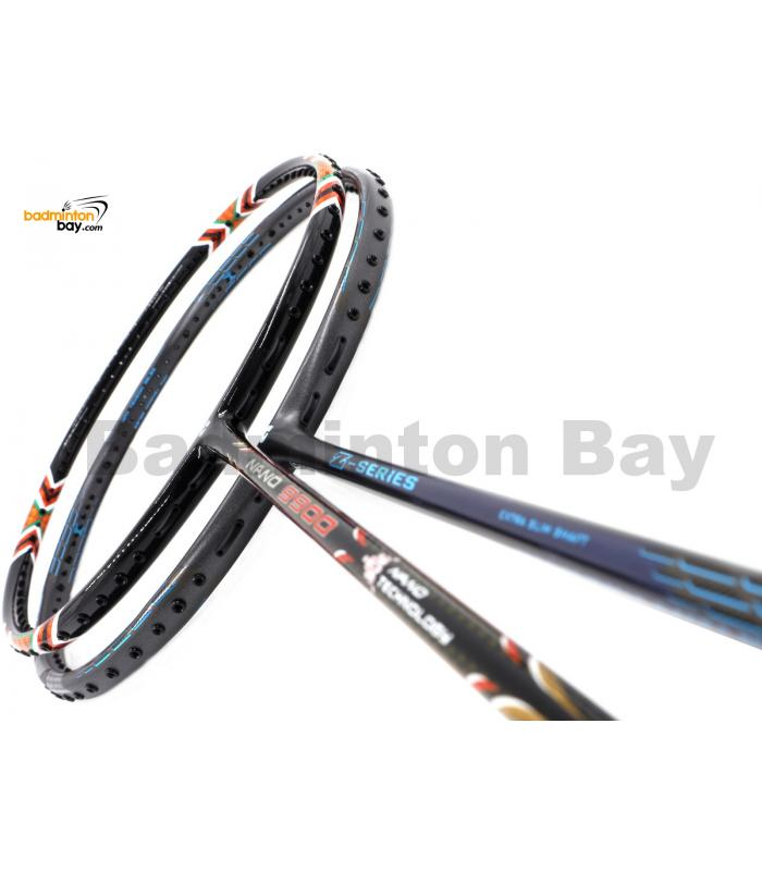 2 Pieces Deal: Apacs Z Series + Apacs Nano 9900 Badminton Racket