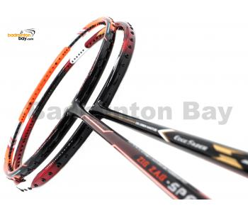 2 Pieces Deal: Apacs EdgeSaber Z Slayer + Apacs Zig Zag Speed III Badminton Racket