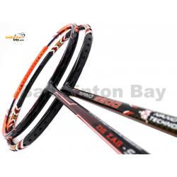2 Pieces Deal: Apacs Zig Zag Speed III Prime + Apacs Nano 9900 Badminton Racket