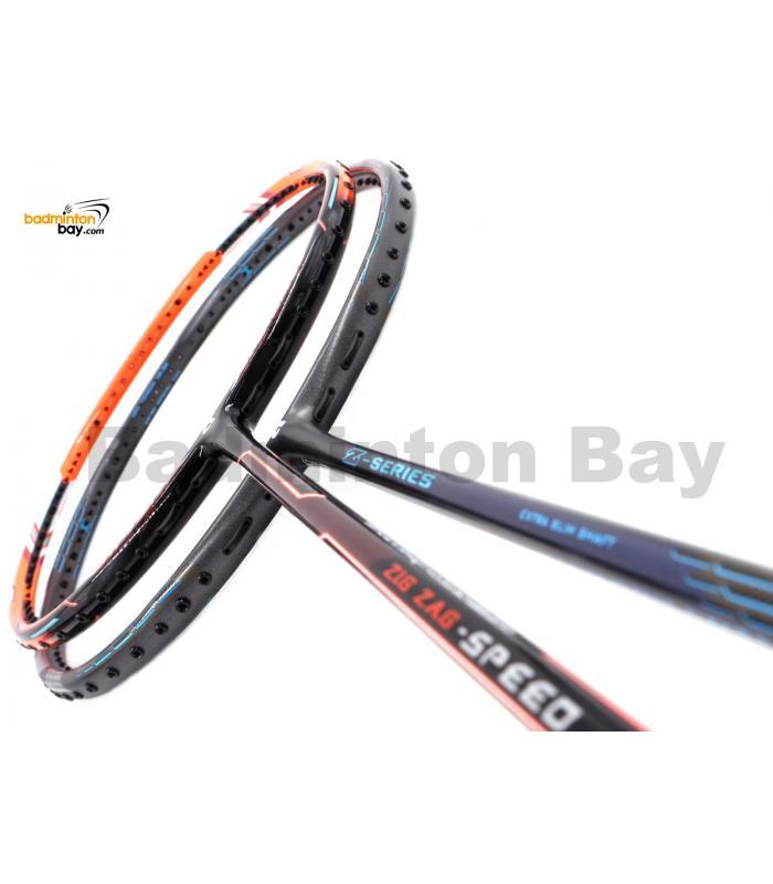 2 Pieces Deal: Apacs Z Series + Apacs Zig Zag Speed III Prime Badminton Racket
