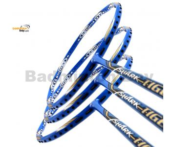 40% OFF LIMITED TIME UNSTRUNG 3 Pieces Rackets - Abroz Shark Tiger Badminton Racket (6U)