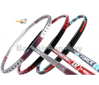 Staff Picks 3 : 3 Rackets - Apacs Stern 90 Offensive, Apacs Nano Fusion Speed XR & Apacs Force II Max