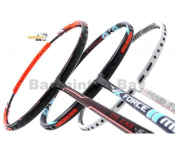 Staff Picks 5 : 3 Rackets - Apacs Zig Zag Speed III Prime, Apacs Force II Max & Apacs Nano Fusion Speed 722 White