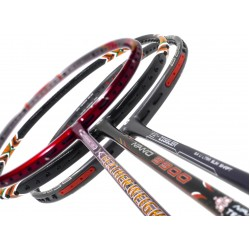 Staff Picks 4 : 3 Rackets - Apacs Feather Weight 200, Apacs Nano 9900 & Apacs Z Ziggler