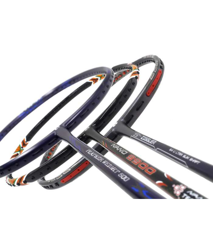 Staff Picks 5 : 3 Rackets - Apacs Feather Weight 500, Apacs Nano 9900 & Apacs Z Ziggler