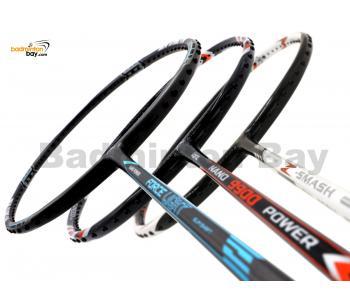 Staff Picks 10 : 3 Rackets - Abroz Nano 9900 Power, Abroz Nano Power Z-Smash, Abroz Nano Power Force Light