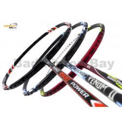 Staff Picks 8 : 3 Rackets - Abroz Nano Power Z-Light, Abroz Nano Power Venom II, Abroz Nano 9900 Power