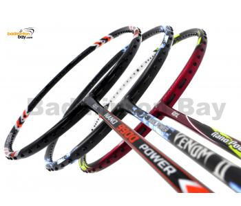 Staff Picks 8 : 3 Rackets - Abroz Nano Power Z-Light, Abroz Nano Power Venom, Abroz Nano 9900 Power