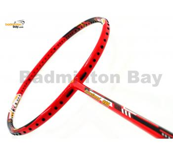 Victor Arrow Speed 990 Bright Red Badminton Racket (4U-G5)