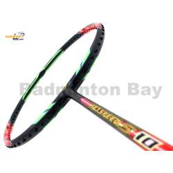 Victor Jetspeed S10 Q Neon Virtual Pink Badminton Racket (3U-G5) + Free BR155 1-Compartment RED Bag