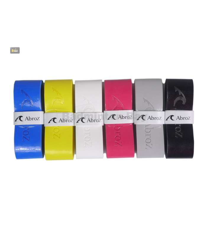 ~Out of stock Abroz Overgrip PU Grip (6 Pieces) for Badminton Squash Tennis Racket AZ-OGPU100