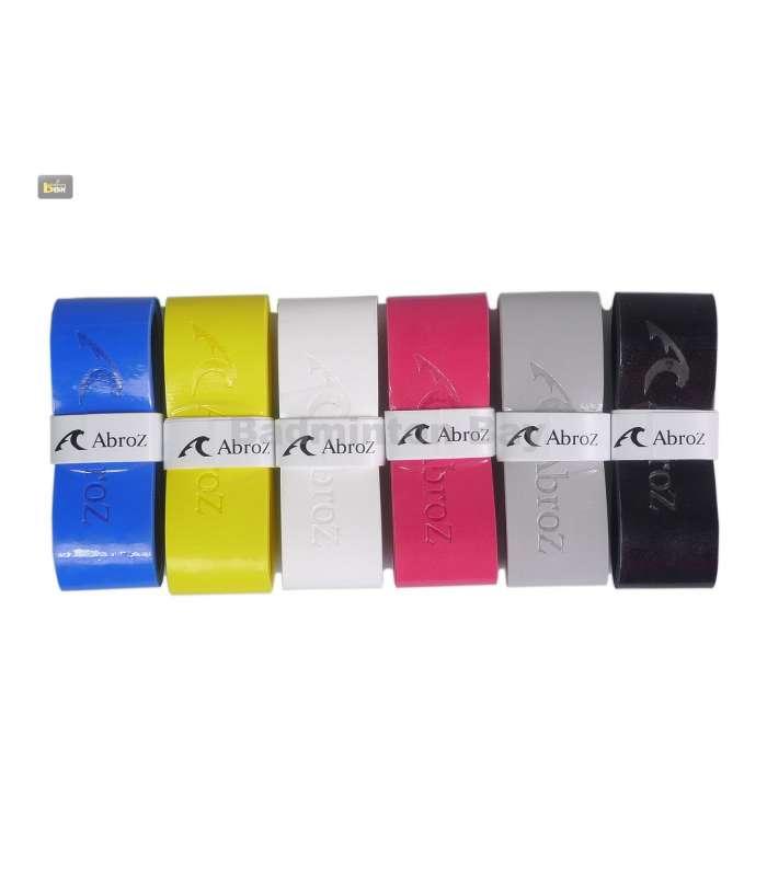 ~Out of stock Abroz Overgrip PU Grip (6 Pieces) for Badminton Squash Tennis Racket AZ-OGPU100