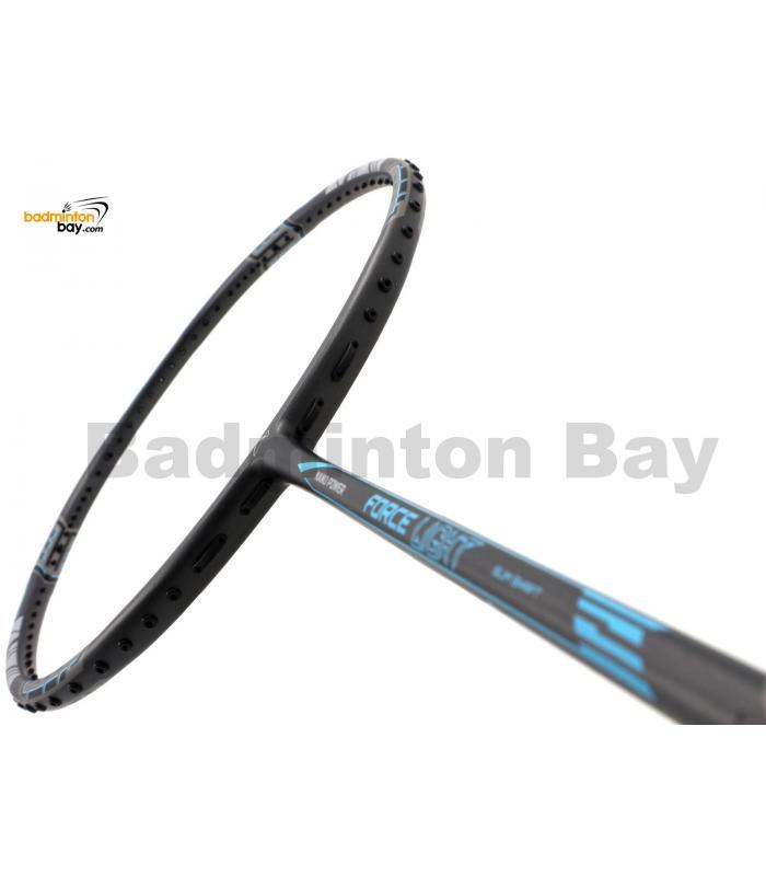 Abroz Nano Power Force Light Badminton Racket (6U)