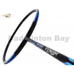 25% OFF Abroz Nano Power Venom Badminton Racket (6U) Strung with Yonex BG 66 Ultimax String @ 24 lbs