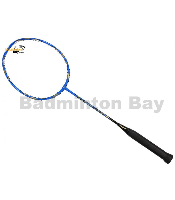 Coming Soon, Pre-order Available: Abroz Shark Tiger Badminton Racket (6U)