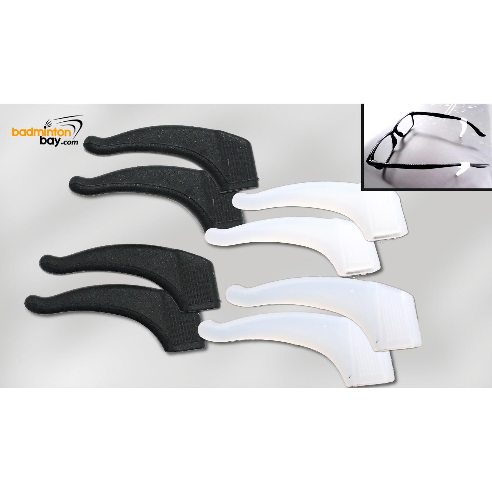 6535fa92f0eb Abroz Sports Silicone Eye Glasses Ear Hooks Grip Anti Slip Temple Tips