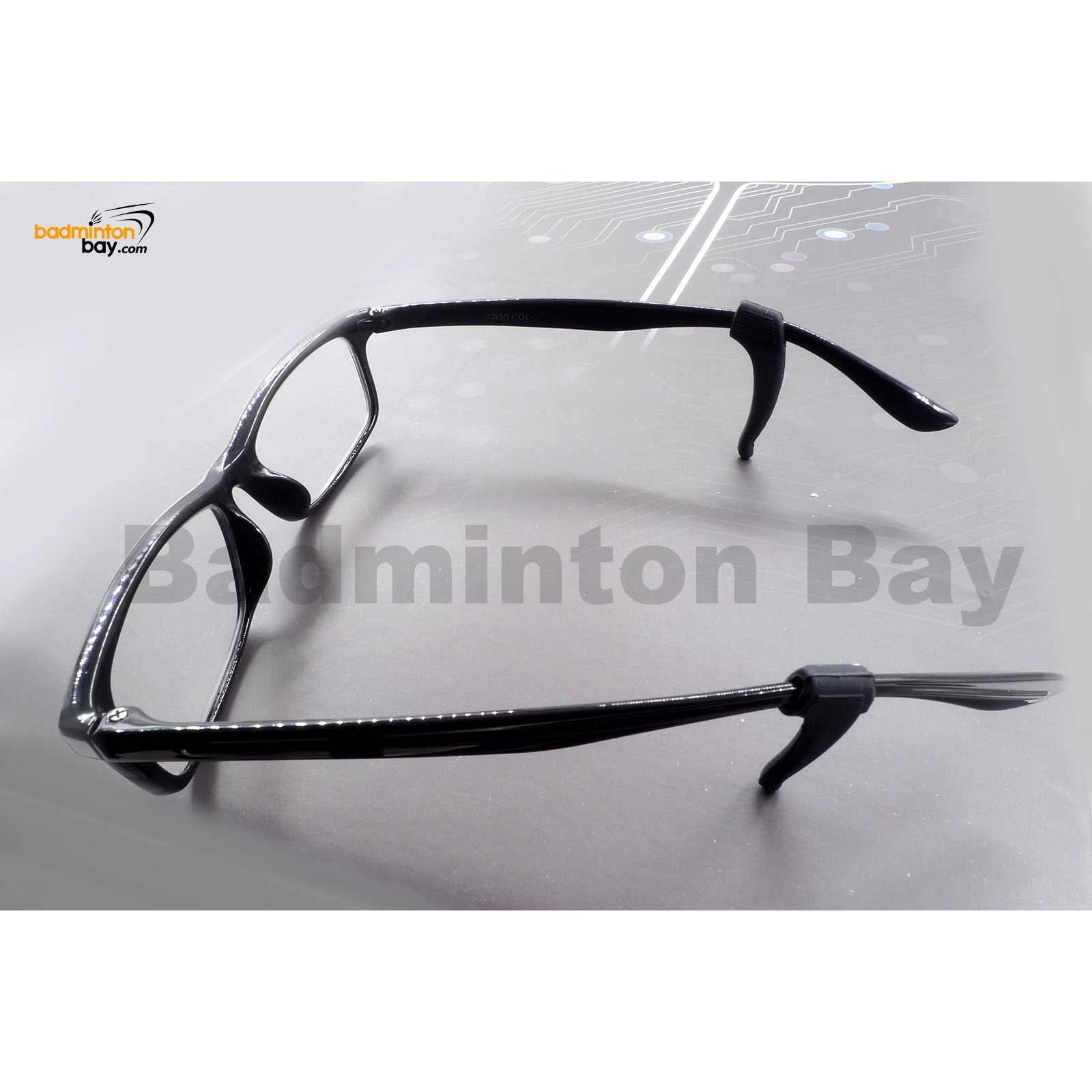 f0b0dc07cc01 Abroz Sports Silicone Eye Glasses Ear Hooks Grip Anti Slip Temple Tips (4  Pairs)