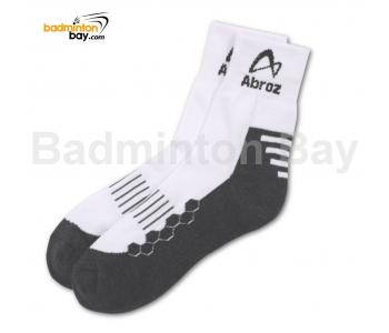 Abroz Badminton Sports Socks SC110 Grey (1 pair)