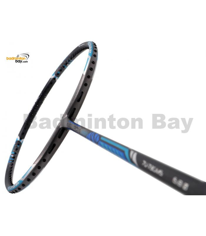 Apacs Asgardia Dark Grey Matte Badminton Racket (7U)