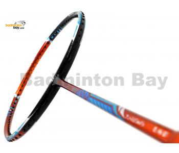 Apacs Asgardia Control Orange Black Badminton Racket (7U)