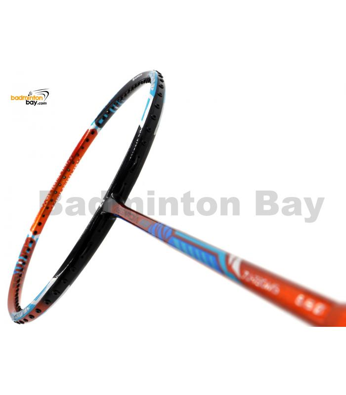 Apacs Asgardia Control Orange Black Badminton Racket (7U)