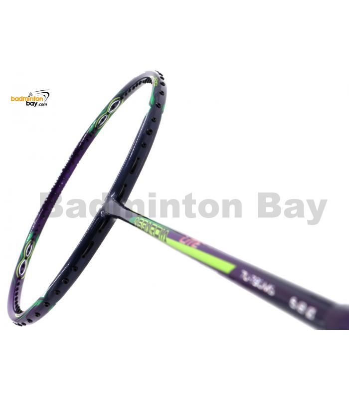 Apacs Asgardia Lite Purple Navy Badminton Racket (7U)