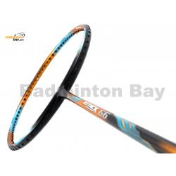 Apacs Attack 66 Black Gold Badminton Racket (5U)