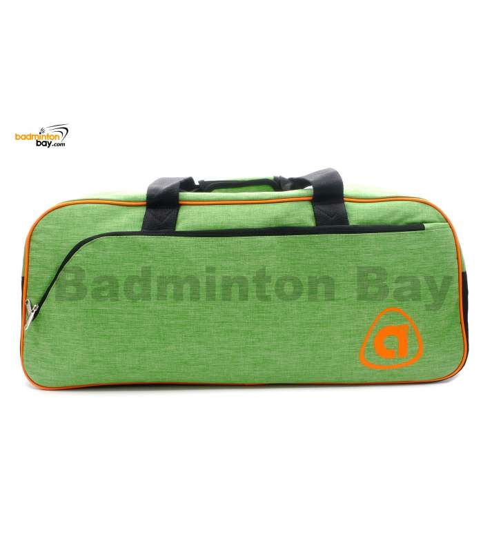 Apacs 2 Compartments Padded Badminton Racket Bag AP2518 Green