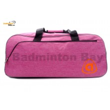 Apacs 2 Compartments Padded Badminton Racket Bag AP2518 Pink