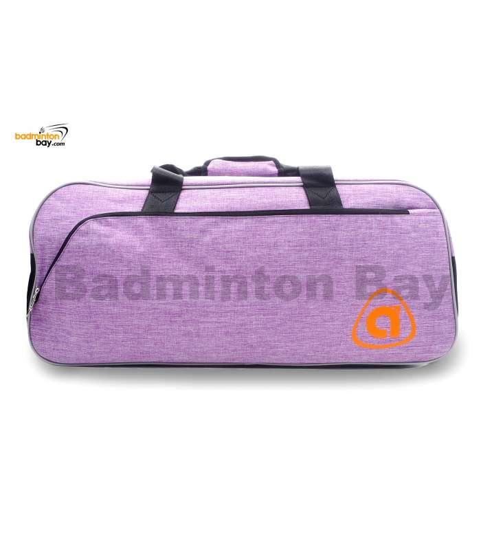Apacs 2 Compartments Padded Badminton Racket Bag AP2518 Purple