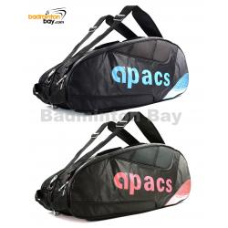 Apacs 2 Compartments Padded Partial Thermal Badminton Racket Bag D2600-LI