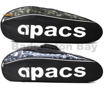 Apacs 2 Compartments Padded Partial Thermal Badminton Racket Bag D2608-LI