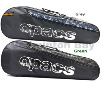 Apacs 2 Compartments Padded Partial Thermal Badminton Racket Bag D2609-LI