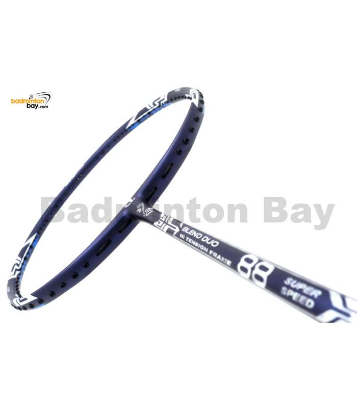 Apacs Blend Duo 88 Navy Blue Badminton Racket (6U)