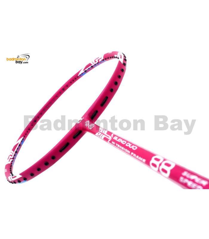 Apacs Blend Duo 88 Pink Badminton Racket (6U)