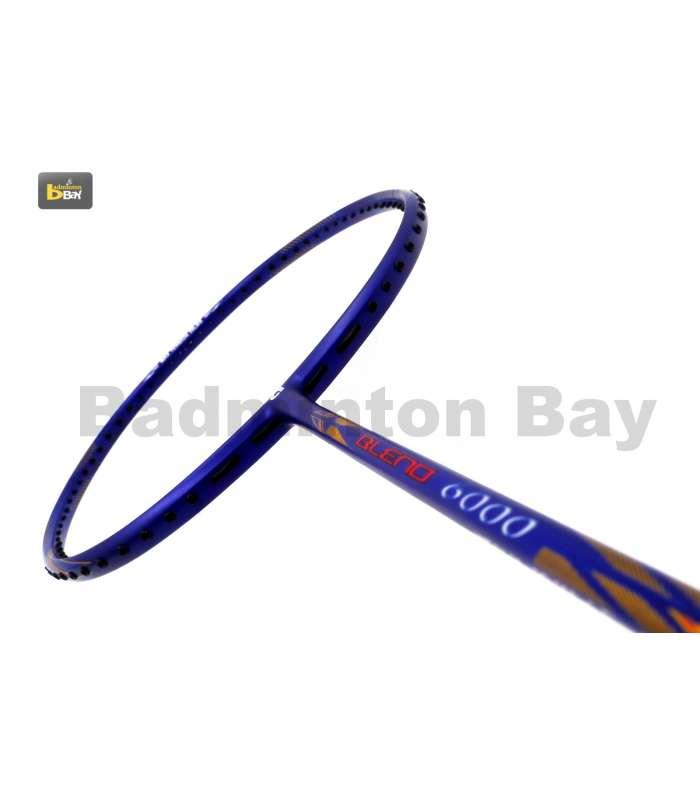 Apacs Blend 6000 Blue Badminton Racket (4U)