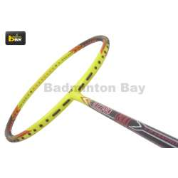 ~Out of stock Apacs Blizzard 1800 (5U) Badminton Racket