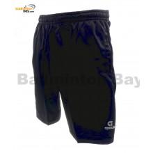 Apacs Dri-Fast Quick Dry Black Sport Shorts Pants AP-063ii
