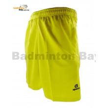Apacs Dri-Fast Quick Dry Yellow Sport Shorts Pants AP-063ii