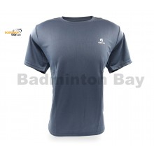 Apacs Dri-Fast AP-10095 Grey T-Shirt Quick Dry Sports Jersey