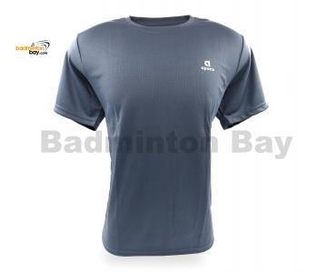 Apacs Dri-Fast AP-10095 Grey T-Shirt Quick Dry Sports Jersey