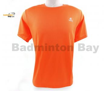 Apacs Dri-Fast AP-10095 Orange T-Shirt Quick Dry Sports Jersey