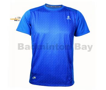 Apacs Dri-Fast AP10107 Royal Blue T-Shirt Quick Dry Sports Jersey