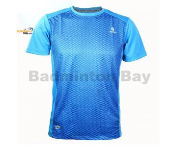 Apacs Dri-Fast AP10107 Sky Blue T-Shirt Quick Dry Sports Jersey