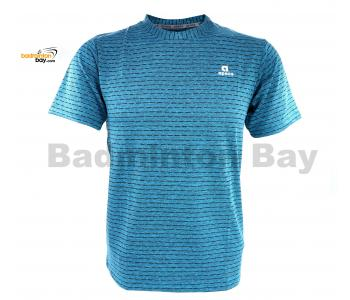 Apacs Dri-Fast AP-20202 Turquoise Blue T-Shirt Quick Dry Sports Jersey