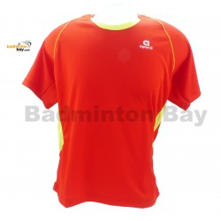 Apacs Dri-Fast AP-3022 Red T-Shirt Jersey