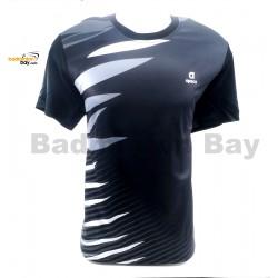 Apacs Dri-Fast AP-3236 Black T-Shirt Jersey
